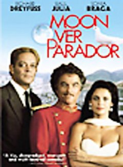 Moon over Parador cover image